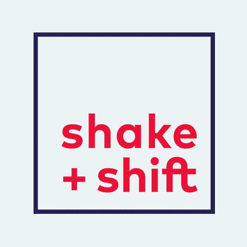 Shake + Shift
